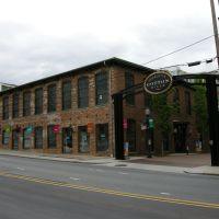 Charlotte Cotton Mill, Шарлотт