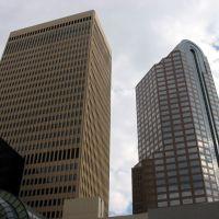 Wachovia Buildings, Шарлотт