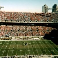 Meineke Car Care Bowl, Bank of America Stadium (Virgina vs Pitt; formerly called Continential Tire Bowl), Шарлотт