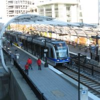 Charlotte Transportation Center light rail station, Шарлотт