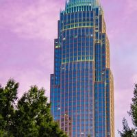 Bank Of America Building, Шарлотт