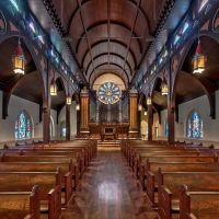St. Peters Episcopal Church, Charlotte, NC, Шарлотт