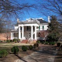 Webbly (O. Max Garner House) - Shelby, NC, Шелби
