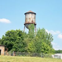 Ella Mill Water Tower, Шелби
