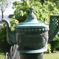 Edenton Teapot, Эдентон