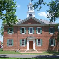 Chowan County Courthouse built 1767, Эдентон