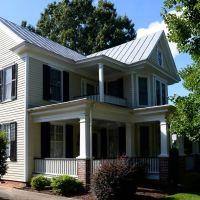 Porch House, Эдентон