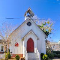 NORTH CAROLINA: ELIZABETH CITY: Saint Philips Chapel, 205 South McMorrine Street, Элизабет-Сити