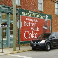 Downtown EZ CITY,NC, Элизабет-Сити