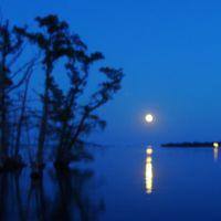 Moonrise on the Pasquotank, Элизабет-Сити