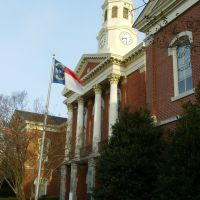 Courthouse, Элизабет-Сити