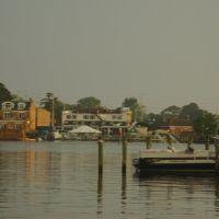 Elizabeth City Waterfront, Элизабет-Сити