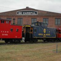 NC Transportation Museum, Эллерб