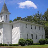 Bethesda Presbyterian Church crica 1788---st, Эллерб