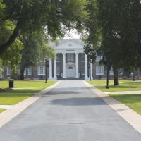 Davidson Hall, Coker College, Hartsville, SC, Эллерб