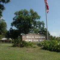 Billie Hardee Home for Boys, Darlington SC, Эллерб