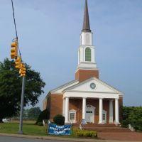 First Presbyterian Church, Эночвилл