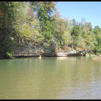 Limestone Bluffs on Shoals Creek, Айрон-Сити