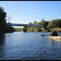Railroad Bridge at Iron City, Айрон-Сити