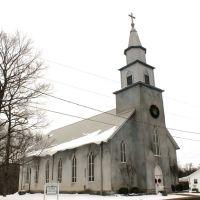 St. Joseph Catholic Church - Built 1885, Айрон-Сити