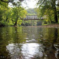 Railroad Bridge Over Butler Creek, Айрон-Сити