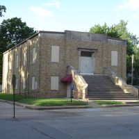Masonic Temple - Blytheville, Аламо