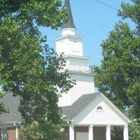 Church south of Covington, Аламо