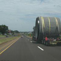 Big load at Dyersburg, Аламо