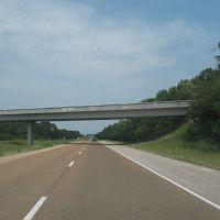 Wright Road bridge, Аламо