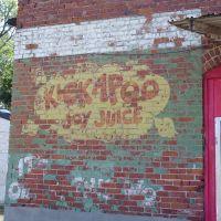 Kickapoo Joy Juice, Аламо