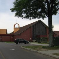 St. Ann Catholic Church, Аламо