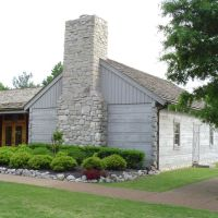 Tennessee Welcome Center, Аламо