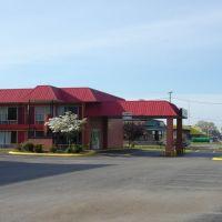 Knights Inn Cookeville TN, Алгуд