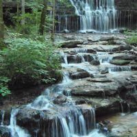 City Lake Falls, Cookeville, TN, Алгуд