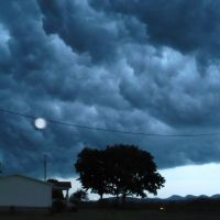 Storm clouds rising, Englewood, TN, Атенс