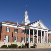 McMinn County Courthouse, Атенс