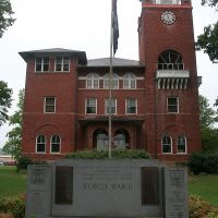 Rhea County Courthouse (9/2009, Бакстер
