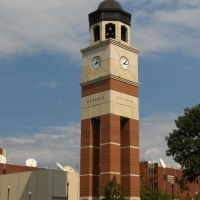 Western Kentucky University Guthrie Tower, GLCT, Бакстер