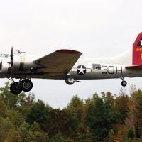 B-17 Visit, Бентон