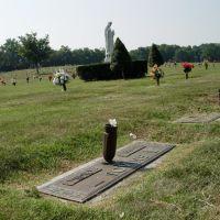 Singer Red Sovine Gravesite, Берри Хилл