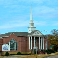 First Baptist Church, Бетел Спрингс