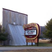 State Line drive-in theater, Билтмор