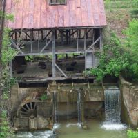 Hyder Mill near Milligan College, Билтмор