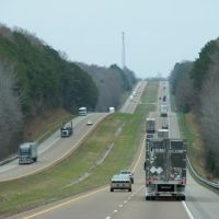 Tennessee Truckin, Брадфорд