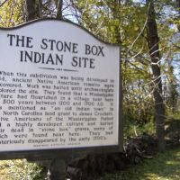 The Stone Box Indian Site, Брентвуд