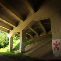Humbolt Bridge, Гибсон