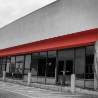 Abandoned Wal-Mart, Гибсон