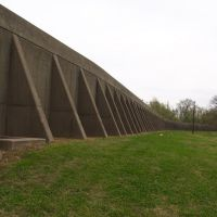 Flood walls, Глисон