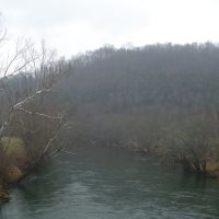 Caney Fork River, Гордонсвилл