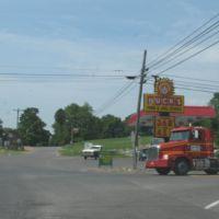 Hucks Food and Fuel, Гринфилд